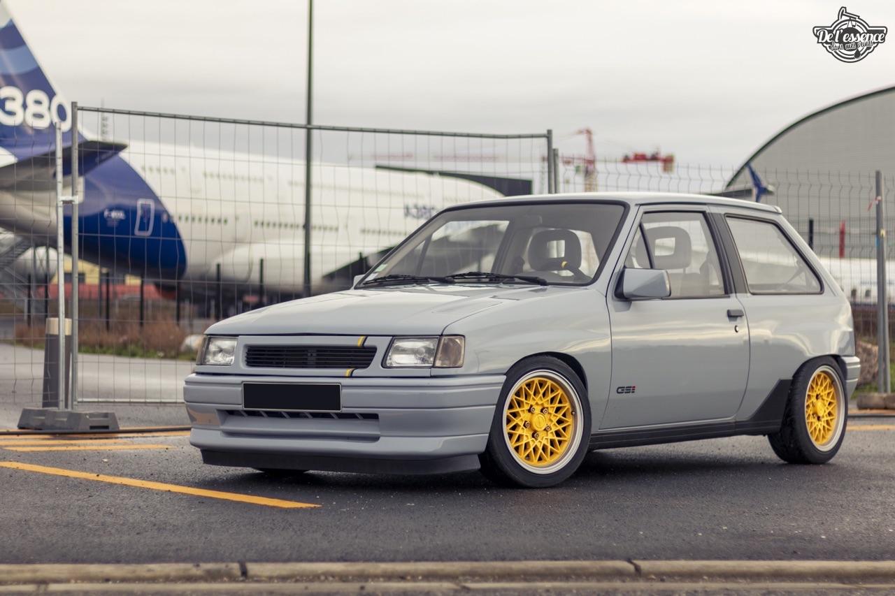 Opel Corsa Ade Pierre : Frankenstein made in Tarn 9