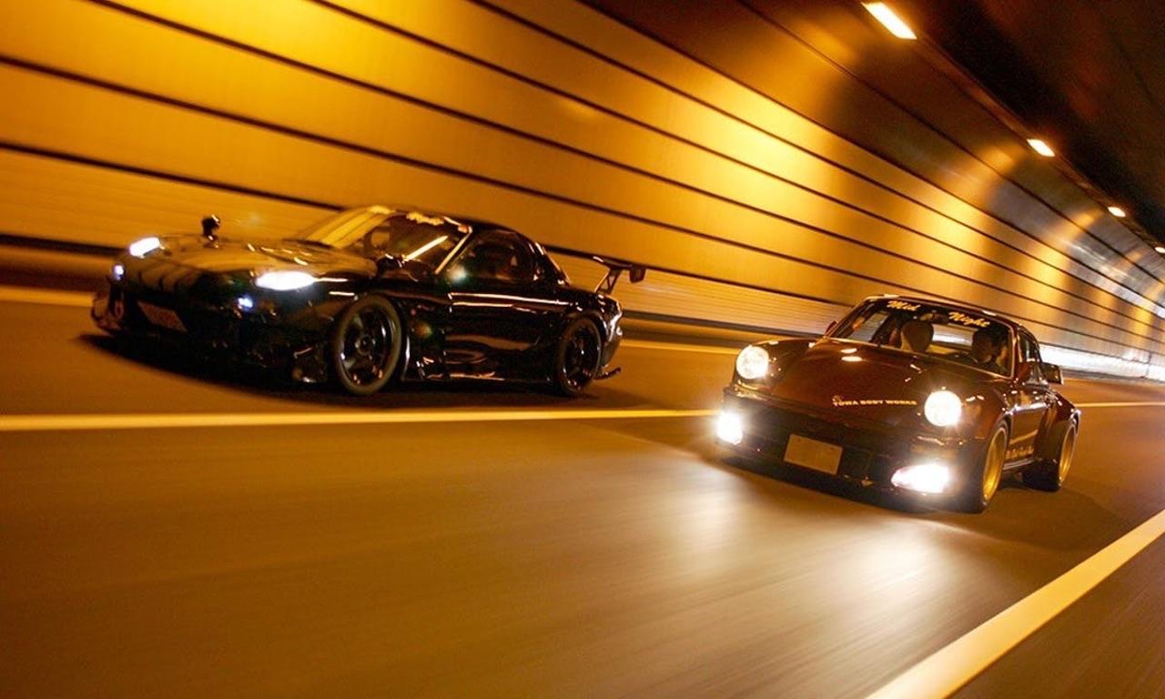 Yoshida Specials 930 Turbo, la Blackbird du Mid Night Club 2