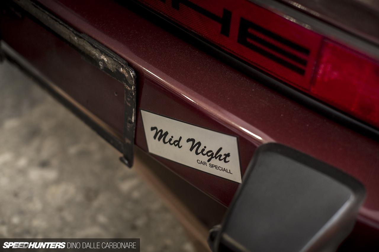 Yoshida Specials 930 Turbo, la Blackbird du Mid Night Club 3