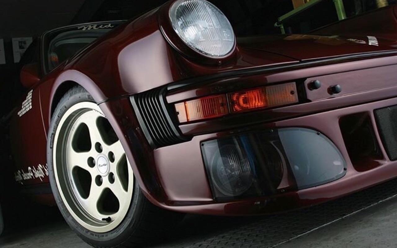 Yoshida Specials 930 Turbo, la Blackbird du Mid Night Club 5