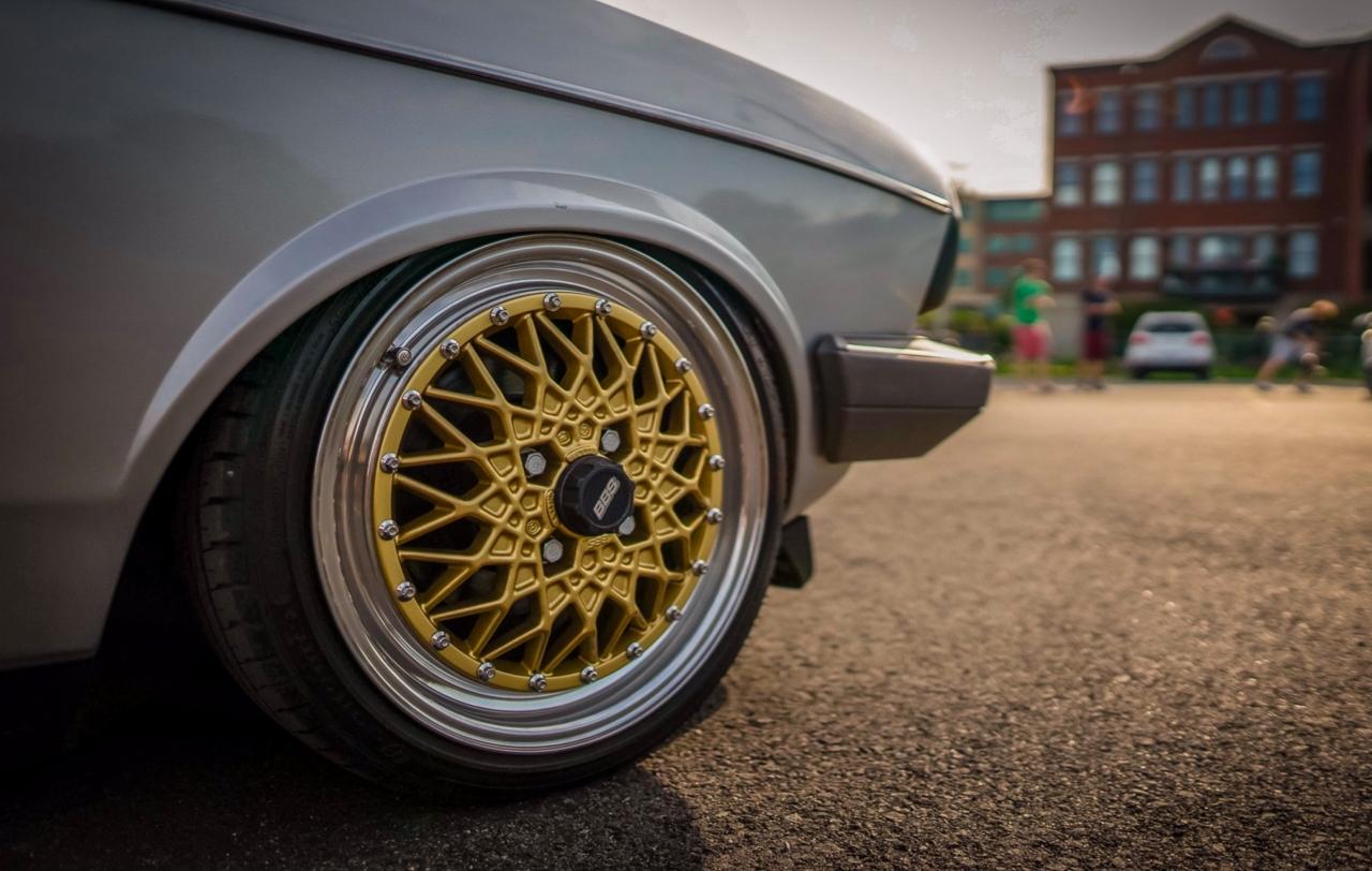 '79 VW Polo airride... Un 4 cylindres au pays des V8 ! 3