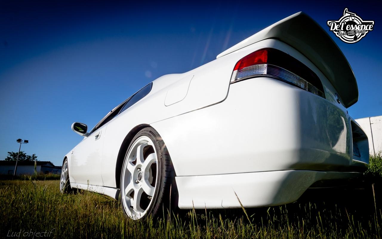 '98 Honda Prélude - Un Katana nommé Yuki ! 4