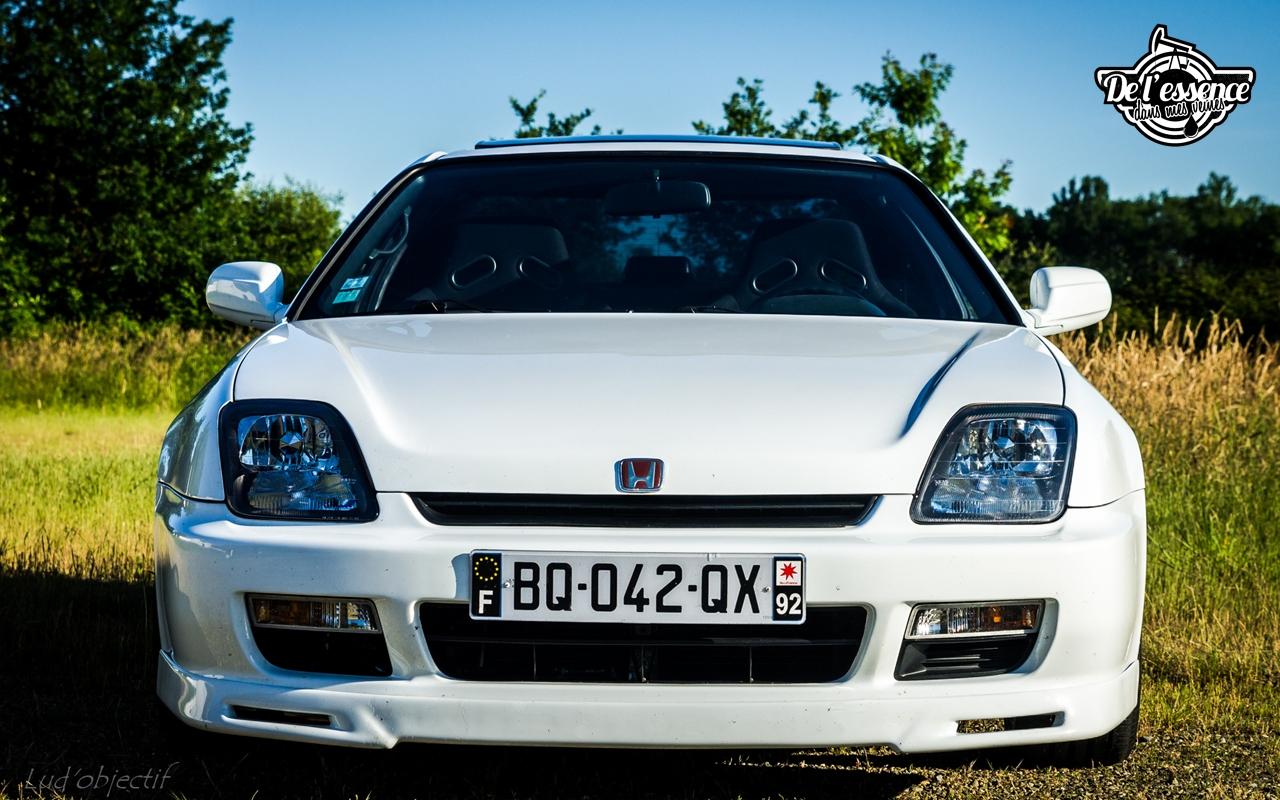 '98 Honda Prélude - Un Katana nommé Yuki ! 1