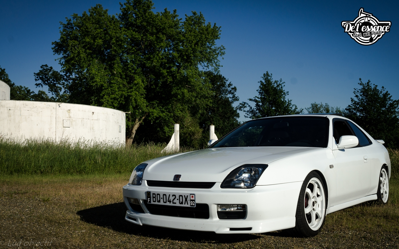 '98 Honda Prélude - Un Katana nommé Yuki ! 6