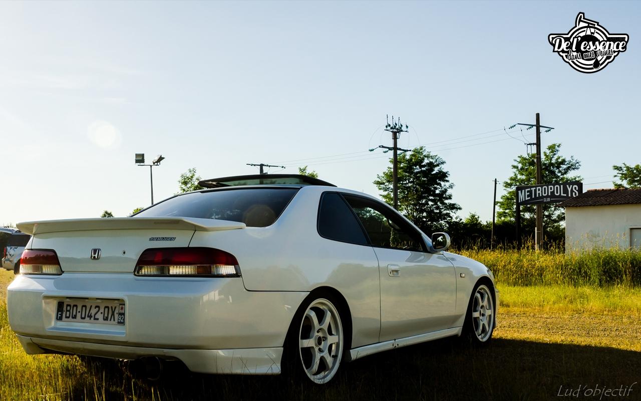 '98 Honda Prélude - Un Katana nommé Yuki ! 2