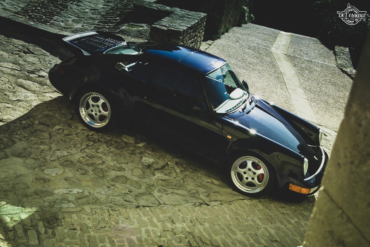 Porsche 964 Turbo 3.6... La grenouille et l'escargot ! 8