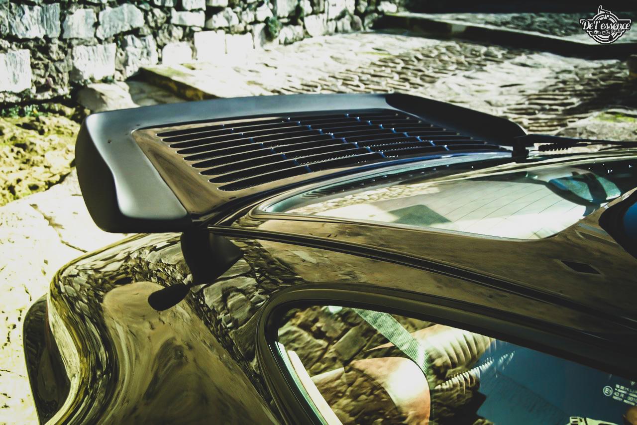 Porsche 964 Turbo 3.6... La grenouille et l'escargot ! 6