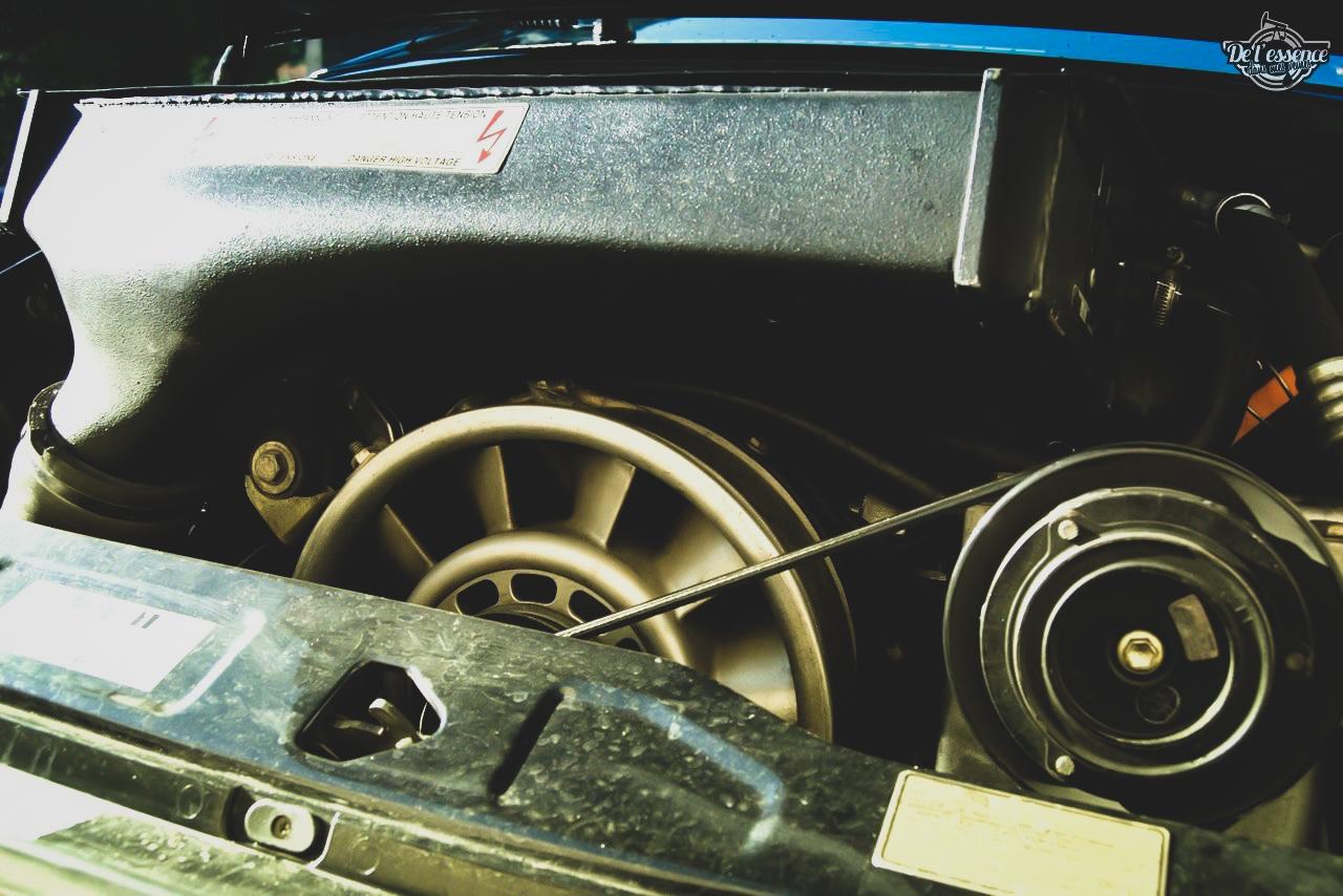 Porsche 964 Turbo 3.6... La grenouille et l'escargot ! 10