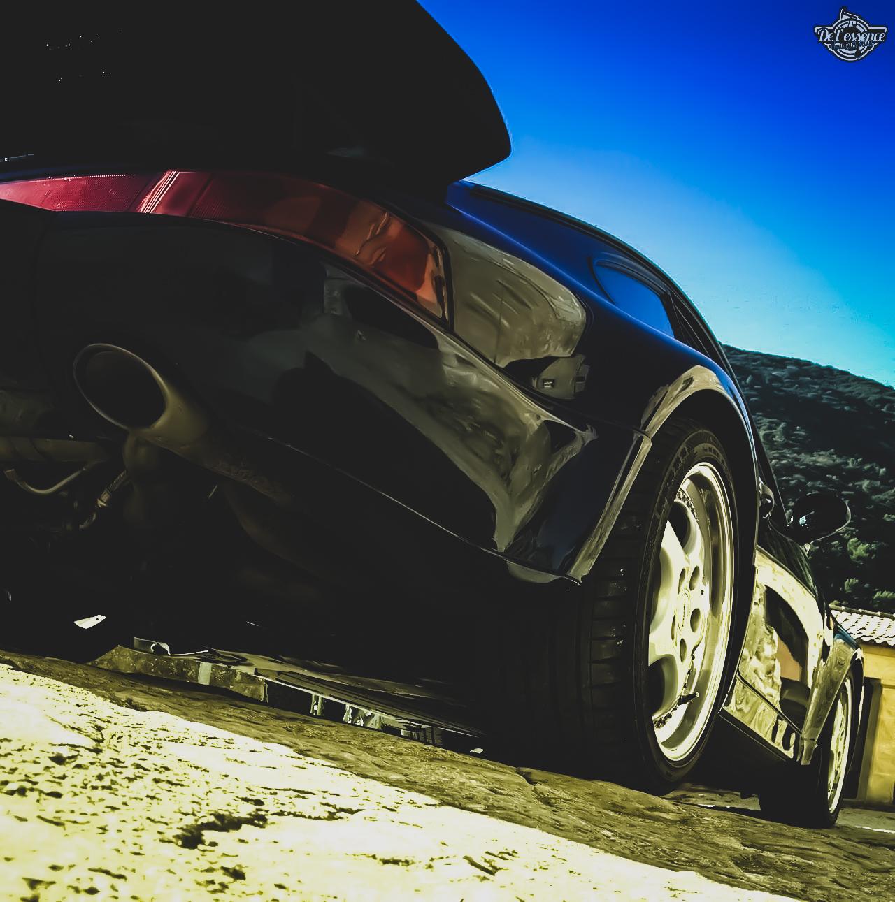 Porsche 964 Turbo 3.6... La grenouille et l'escargot ! 4