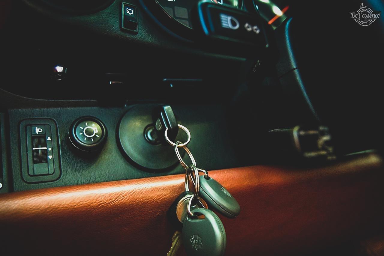 Porsche 964 Turbo 3.6... La grenouille et l'escargot ! 5