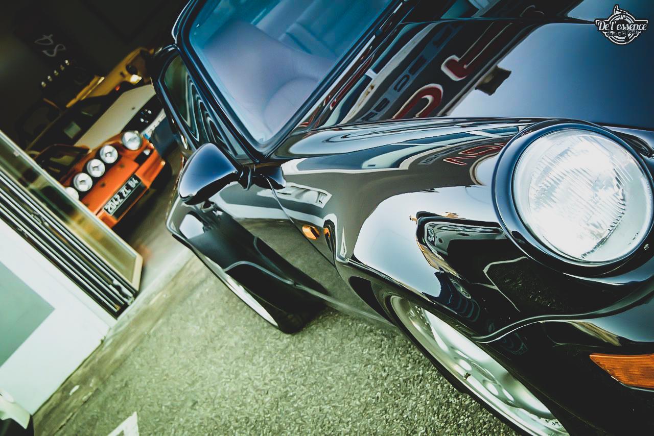 Porsche 964 Turbo 3.6... La grenouille et l'escargot ! 2