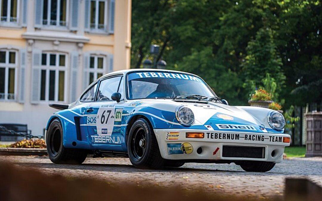 Porsche 911 Carrera 3.0 RSR – Juste bestiale…