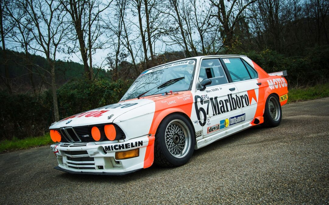 "BMW M5 e28 ""Production"" – Fumante !"