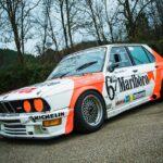 "BMW M5 e28 ""Production"" - Fumante !"