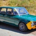'72 Alfa Giulia Super - Restomod al dente !