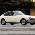 '68 BMW 1600 GT - Le reflet dans la Glas...