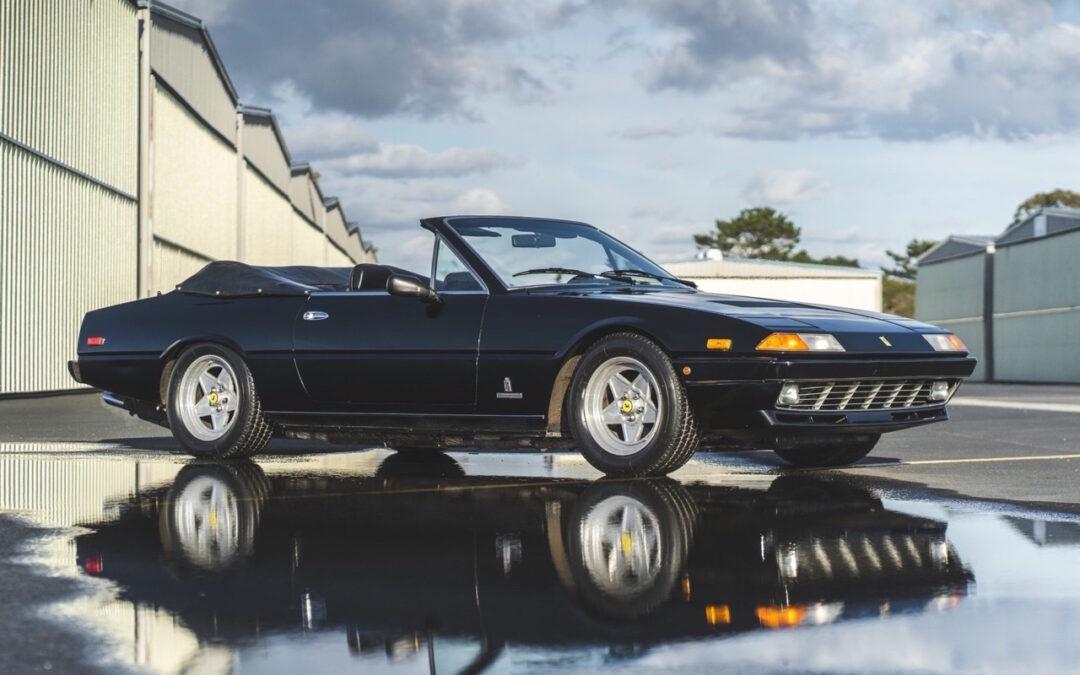 '83 Ferrari 400i convertible… Da Ya Think I'm Sexy ?