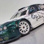 Jaguar X Type Silhouette - Sprinteuse en talon aiguille !
