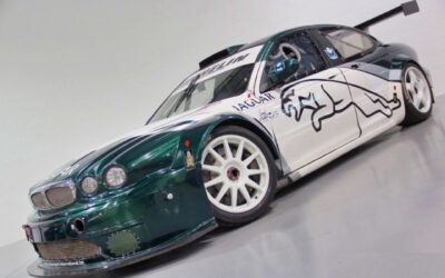 Jaguar X Type Silhouette – Sprinteuse en talon aiguille !