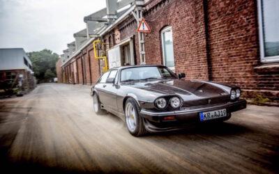 Jaguar XJS V12 Arden AJ3 Station Car – Shooting Brake…