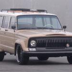 '66 Jeep Wagoneer restomod... Pour se réconcilier avec les SUV !