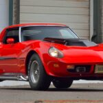 '73 Motion Manta Ray GT - Corvette sur mesure...