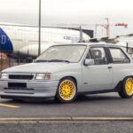 Opel Corsa Ade Pierre : Frankenstein made in Tarn