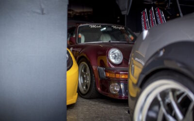 Yoshida Specials 930 Turbo, la Blackbird du Mid Night Club