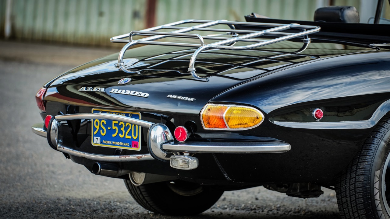 '69 Alfa Spider 1750 Duetto- Nothing gonna stop me now ! 6