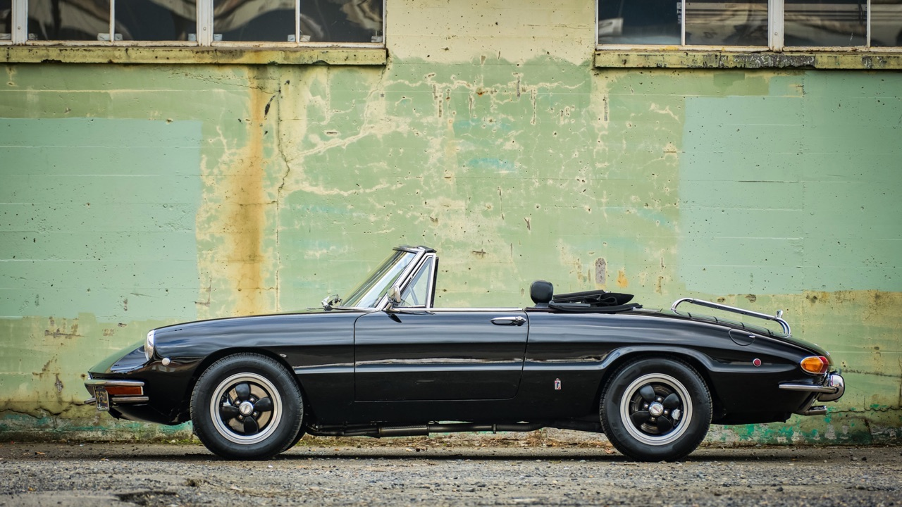 '69 Alfa Spider 1750 Duetto- Nothing gonna stop me now ! 4