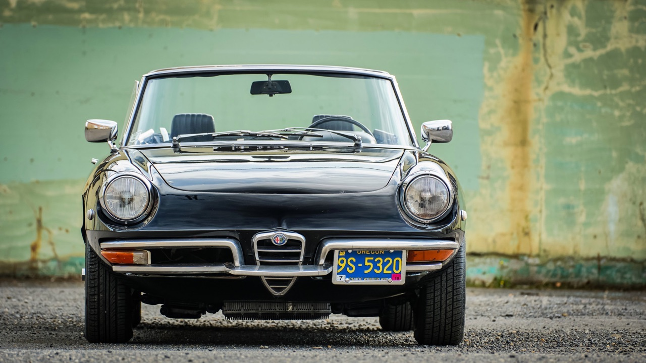 '69 Alfa Spider 1750 Duetto- Nothing gonna stop me now ! 2