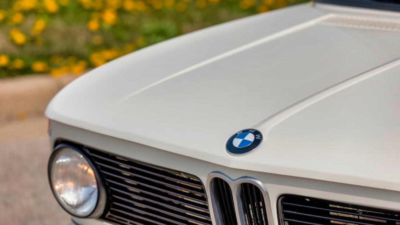 '67 BMW 1600-2... passée en 2002 - La grande soeur ! 1