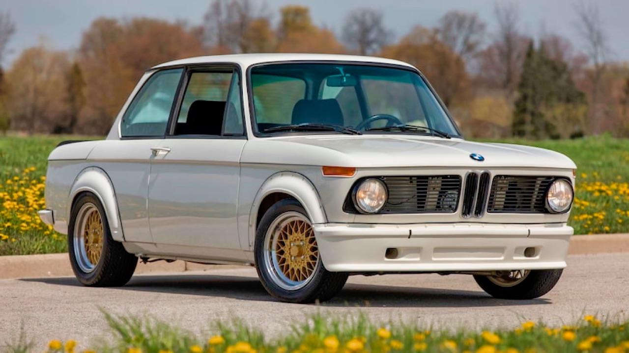 '67 BMW 1600-2... passée en 2002 - La grande soeur ! 15