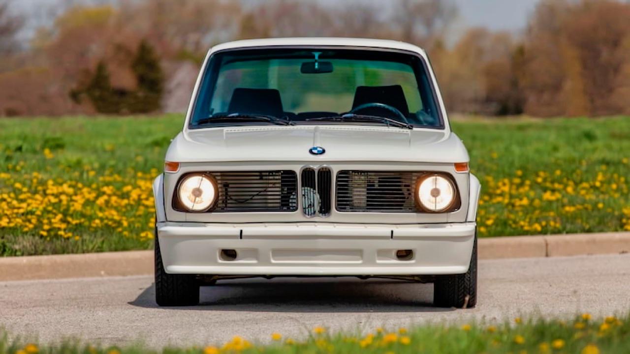 '67 BMW 1600-2... passée en 2002 - La grande soeur ! 2