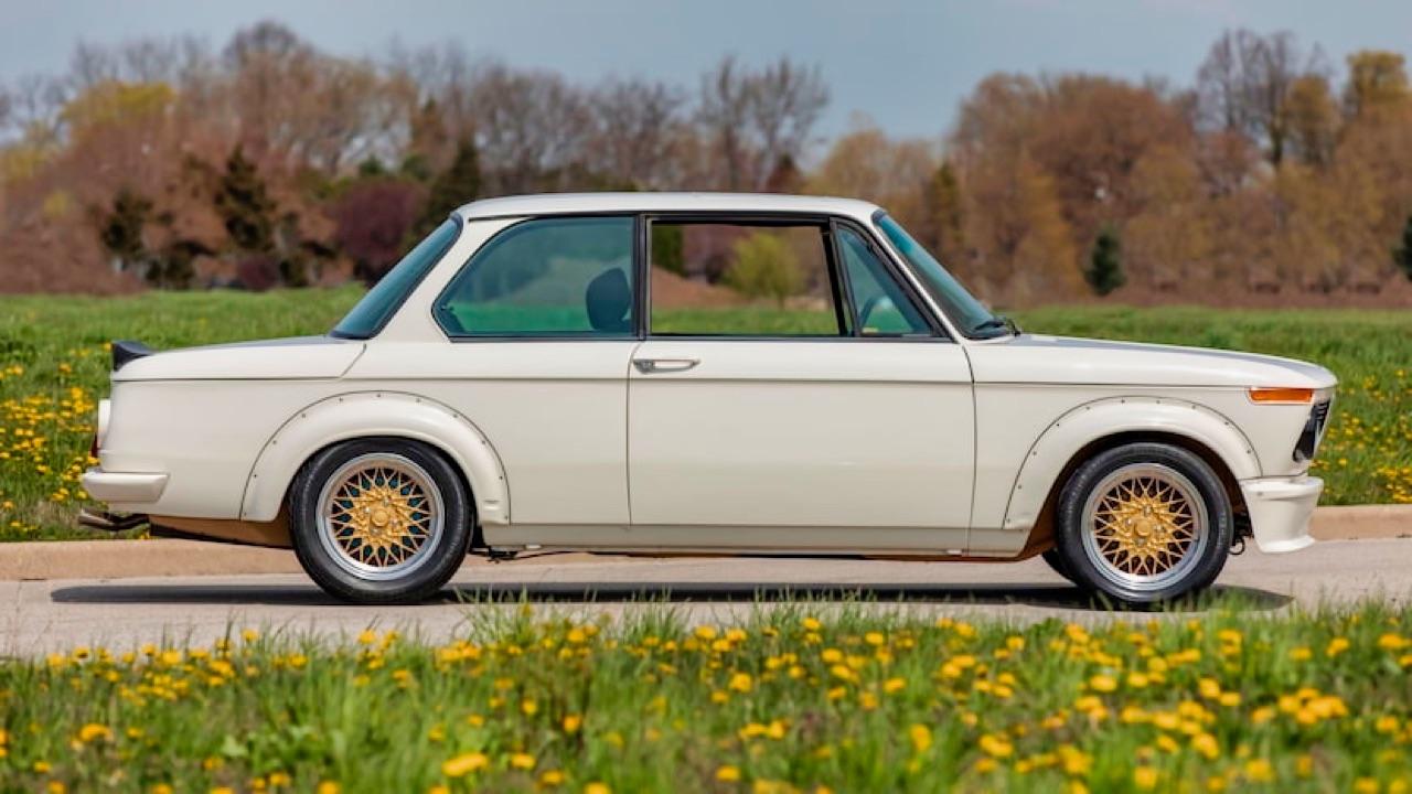 '67 BMW 1600-2... passée en 2002 - La grande soeur ! 6