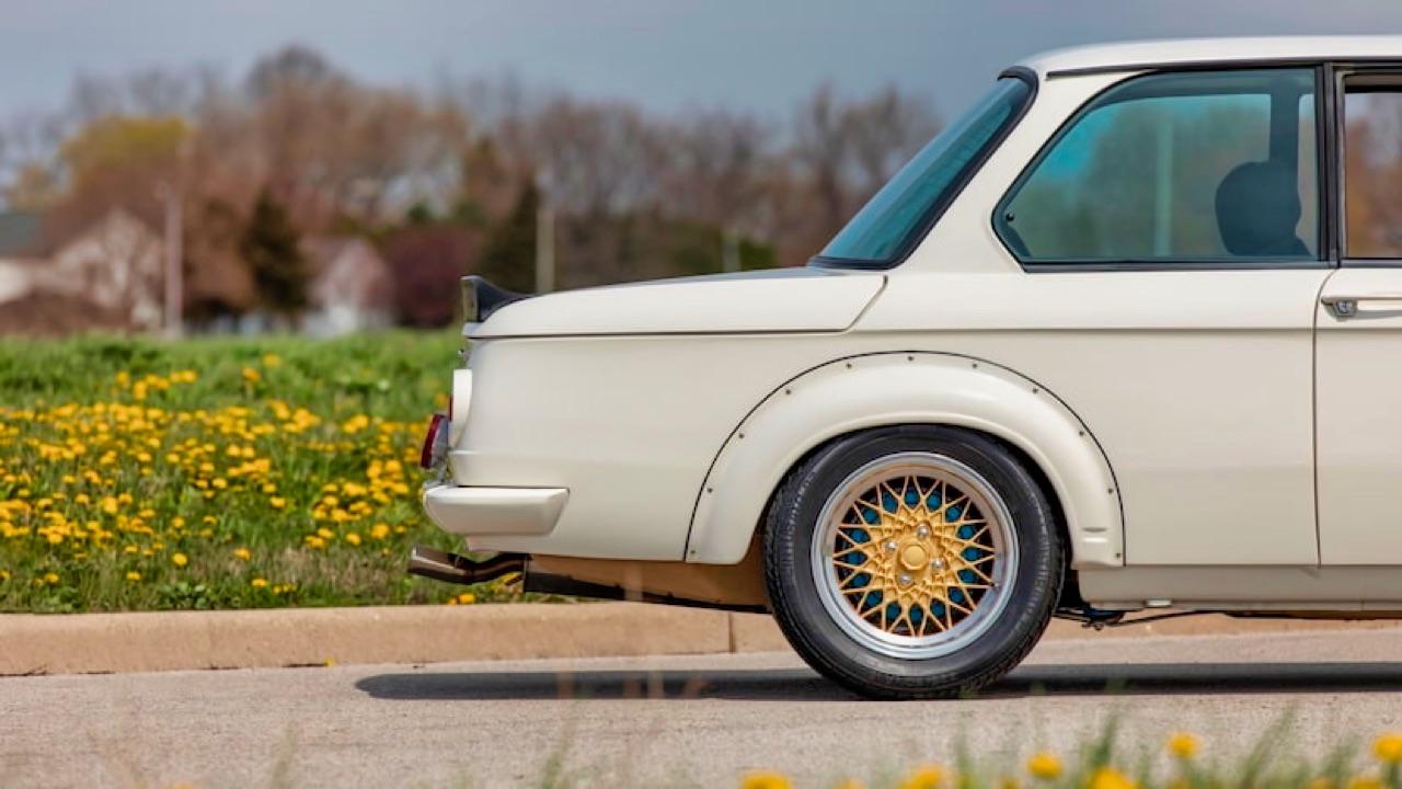 '67 BMW 1600-2... passée en 2002 - La grande soeur ! 8