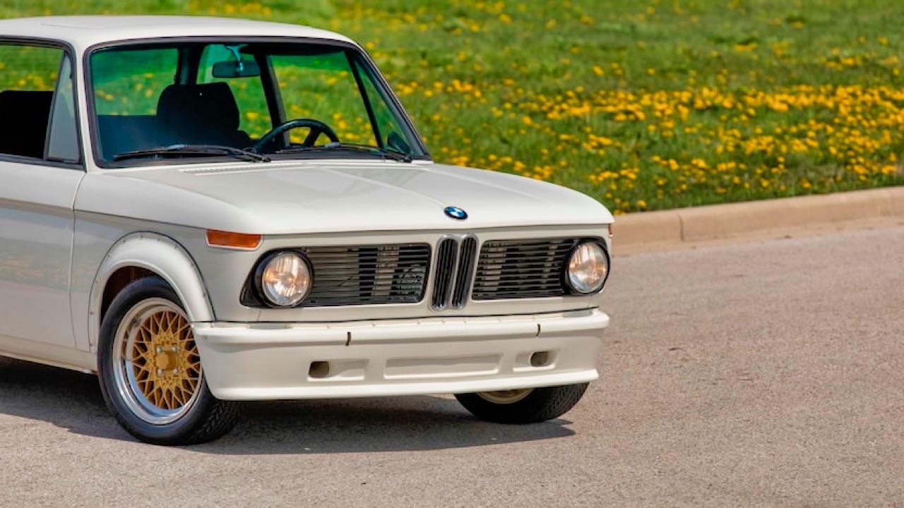 '67 BMW 1600-2... passée en 2002 - La grande soeur ! 5