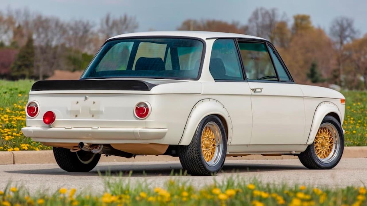 '67 BMW 1600-2... passée en 2002 - La grande soeur ! 4