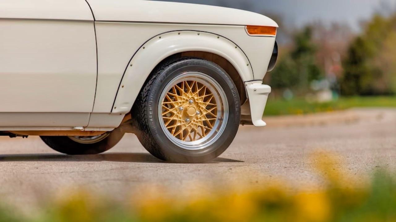 '67 BMW 1600-2... passée en 2002 - La grande soeur ! 9
