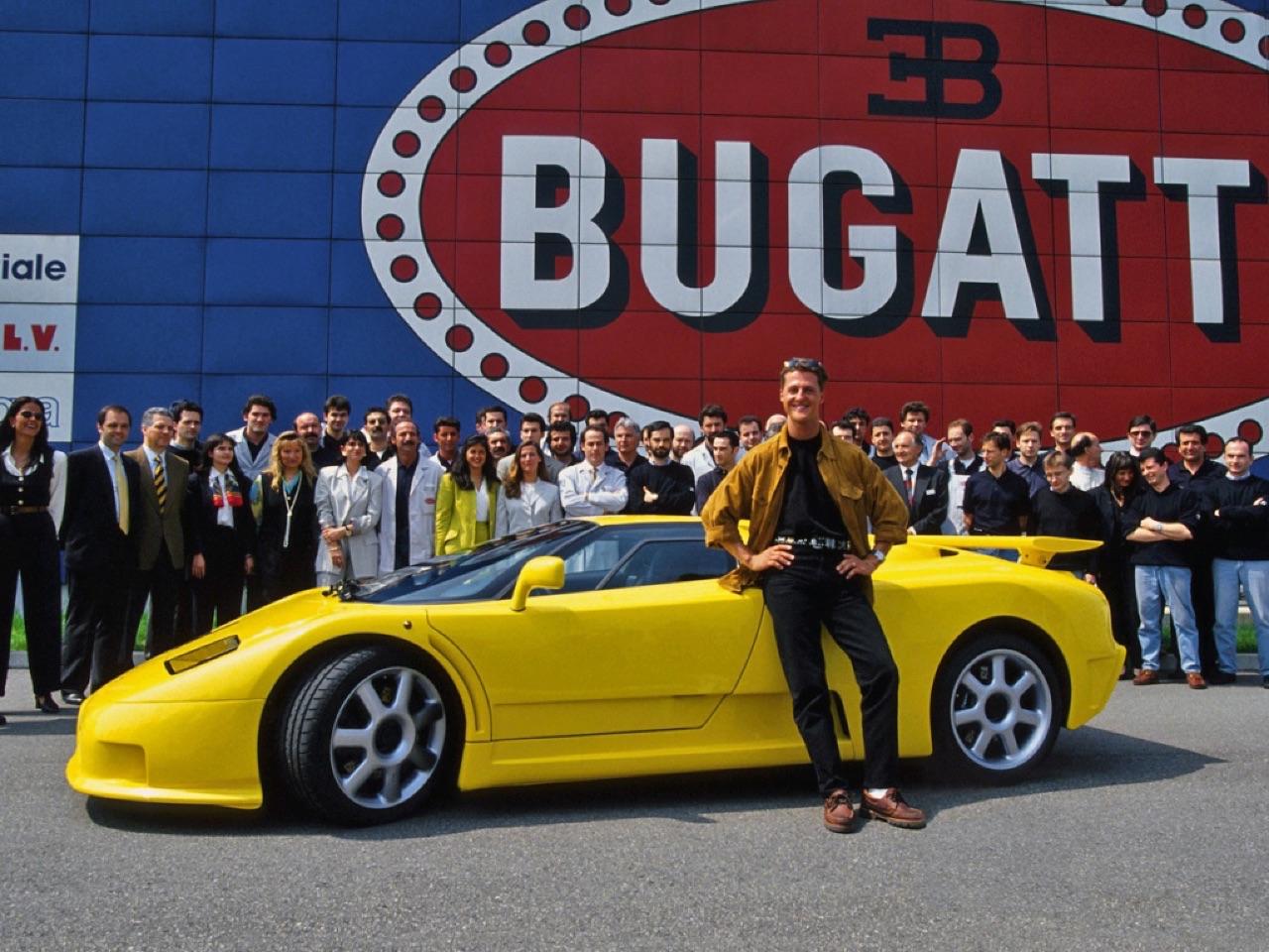 Bugatti EB110 SS - Missile Sol Sol ! 5