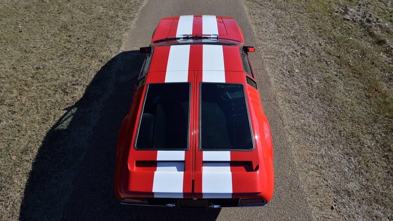 '69 De Tomaso Mangusta Shelby MkV - Comme par hasard ! 19