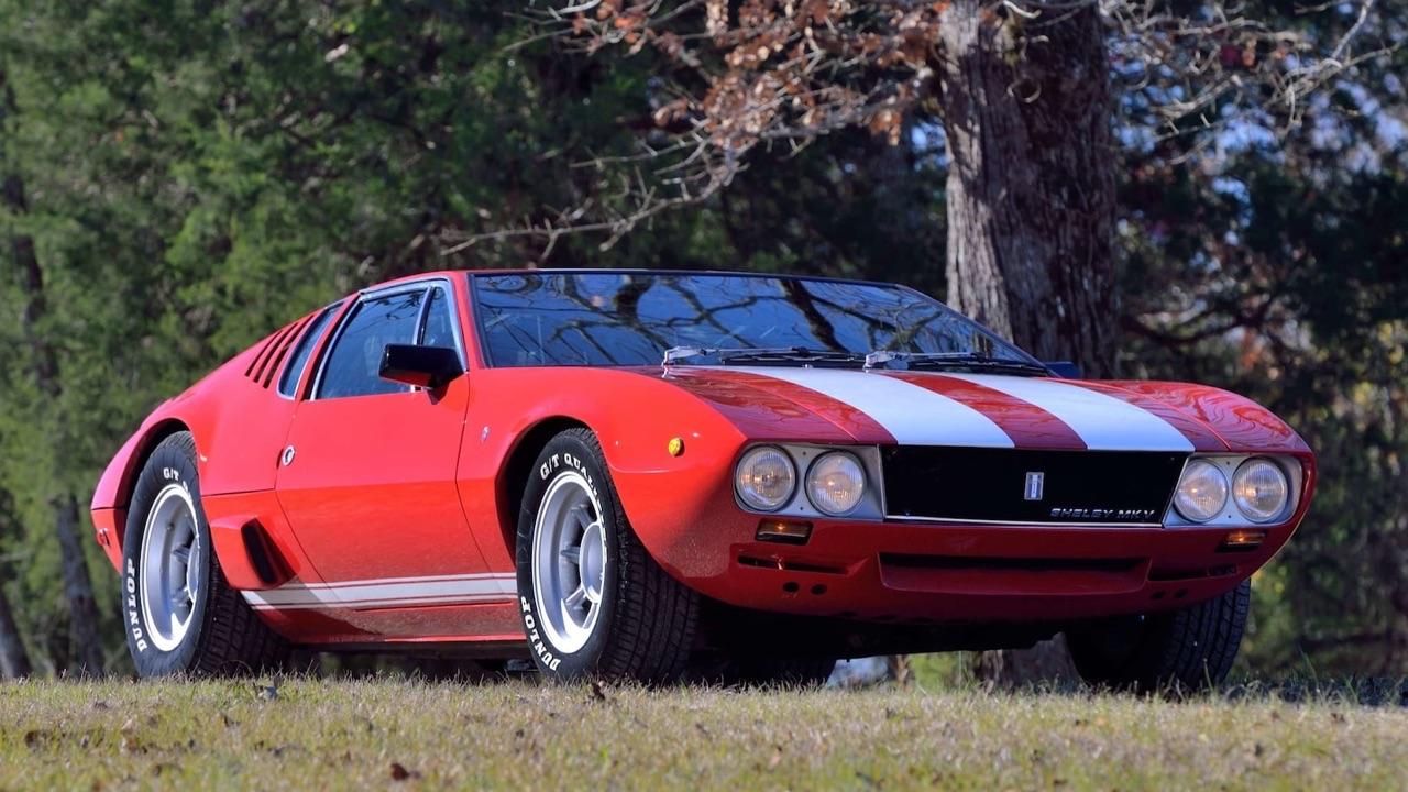 '69 De Tomaso Mangusta Shelby MkV - Comme par hasard ! 18