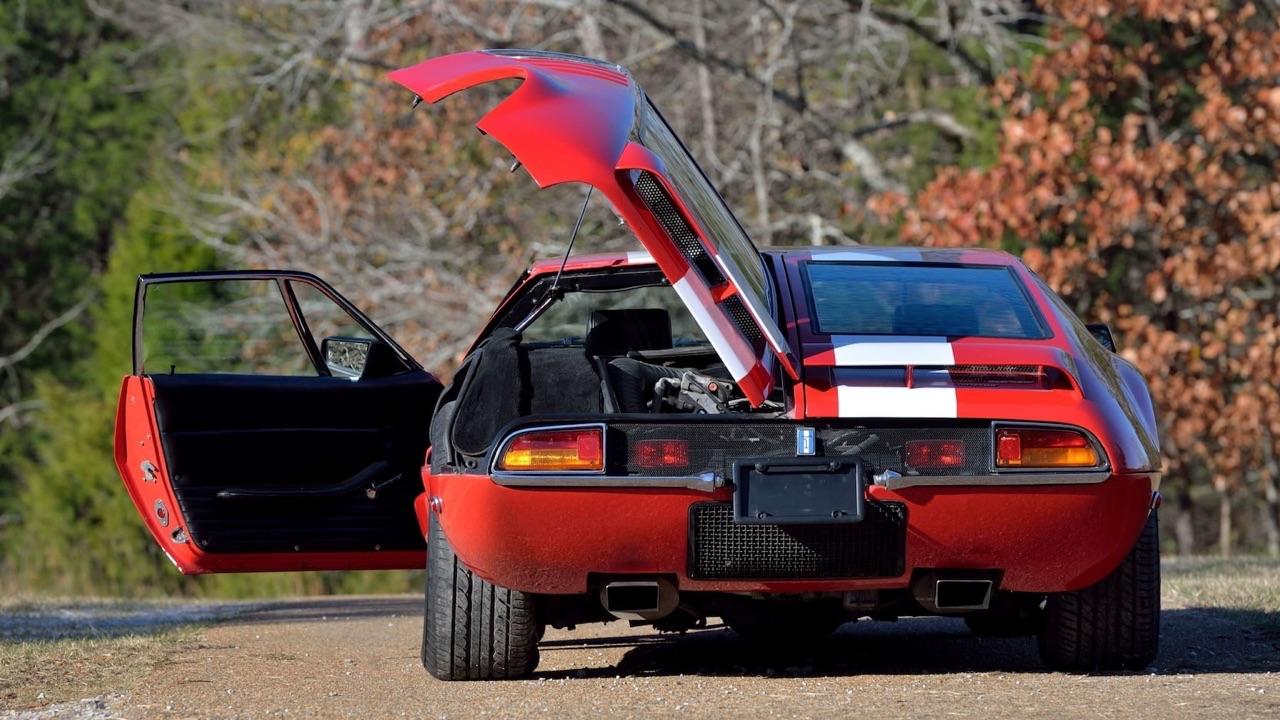 '69 De Tomaso Mangusta Shelby MkV - Comme par hasard ! 12
