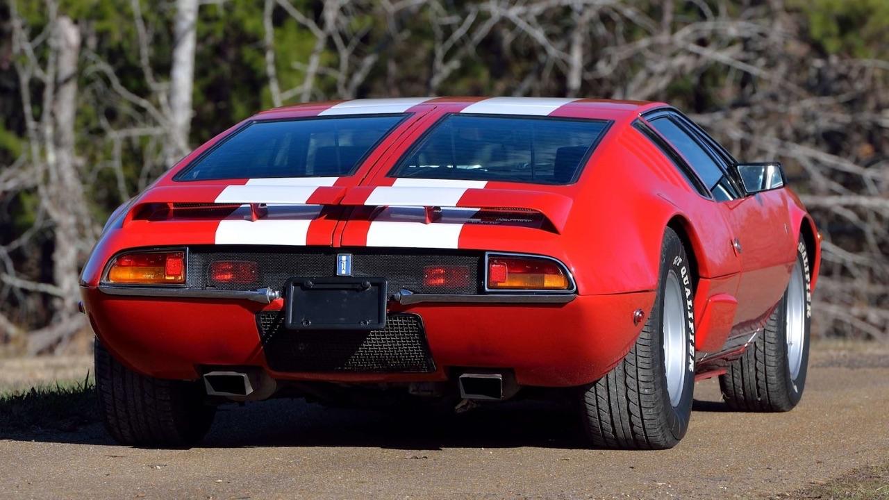 '69 De Tomaso Mangusta Shelby MkV - Comme par hasard ! 8