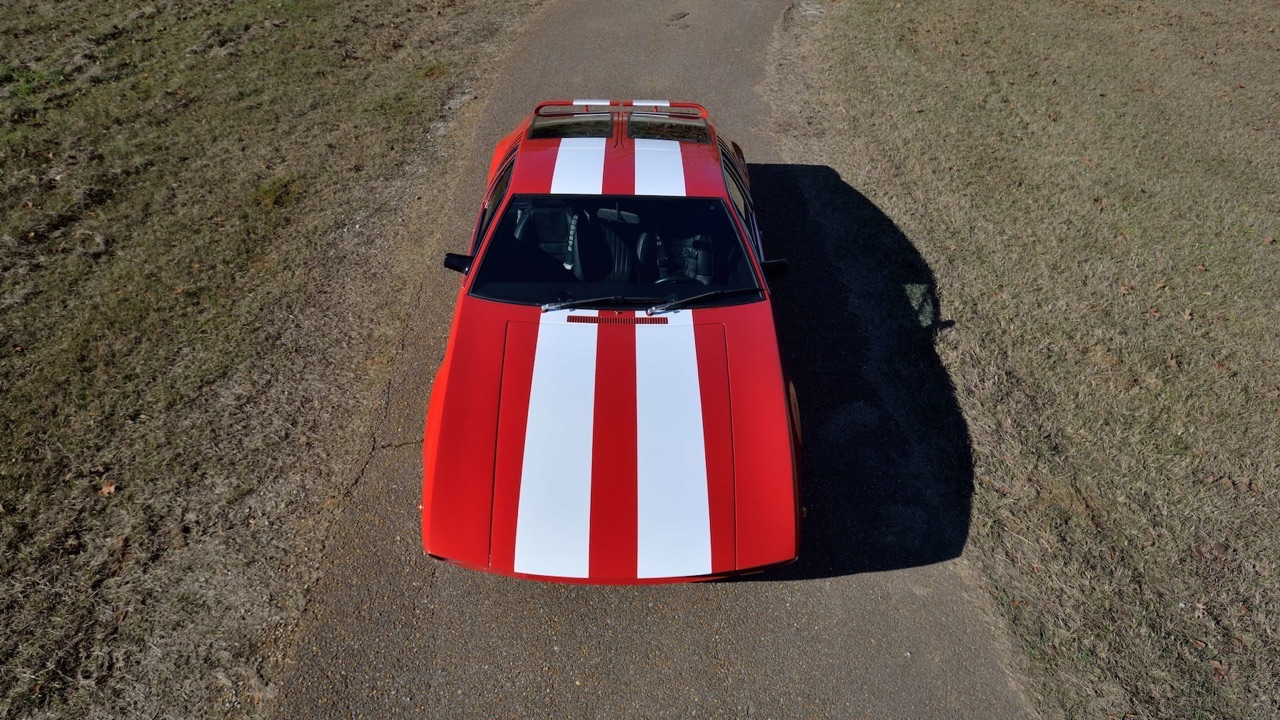'69 De Tomaso Mangusta Shelby MkV - Comme par hasard ! 4