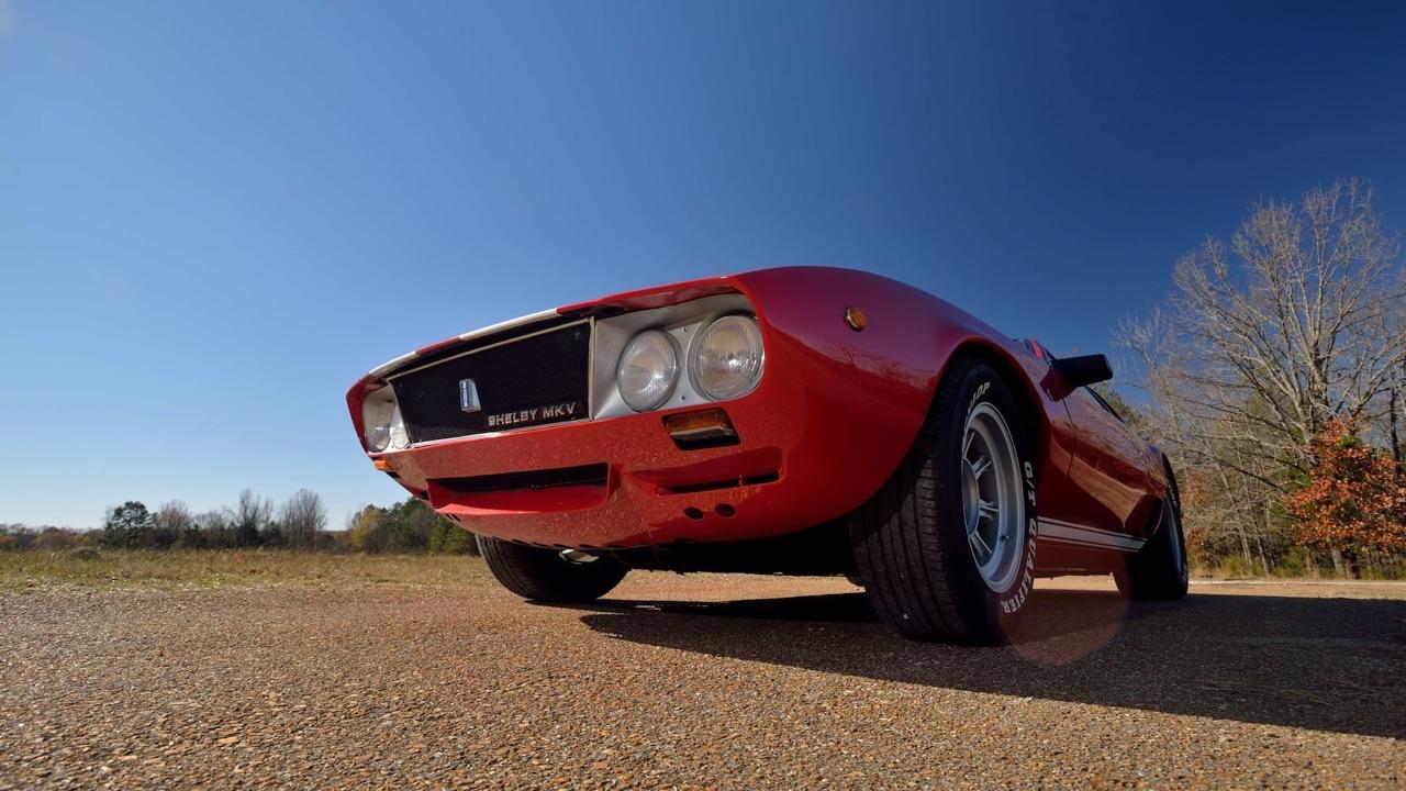'69 De Tomaso Mangusta Shelby MkV - Comme par hasard ! 7