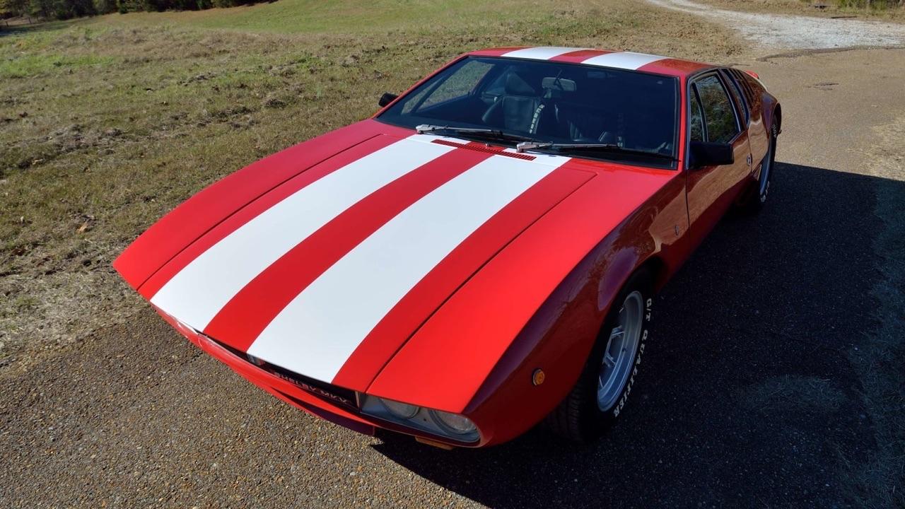 '69 De Tomaso Mangusta Shelby MkV - Comme par hasard ! 15