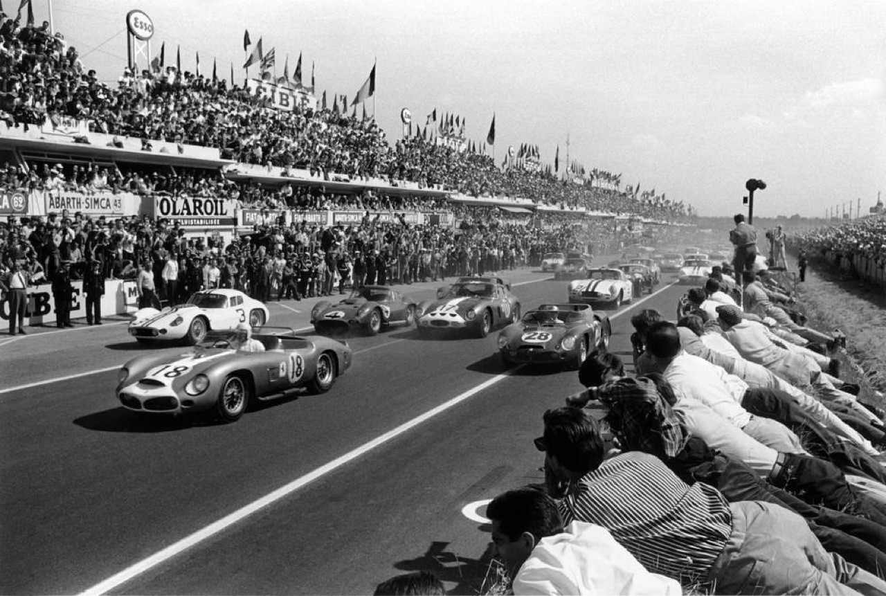 Ferrari 250 GTO vs Maserati Tipo 151 : Battle à Goodwood 6