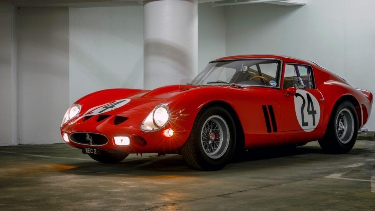 Ferrari 250 GTO vs Maserati Tipo 151 : Battle à Goodwood 4