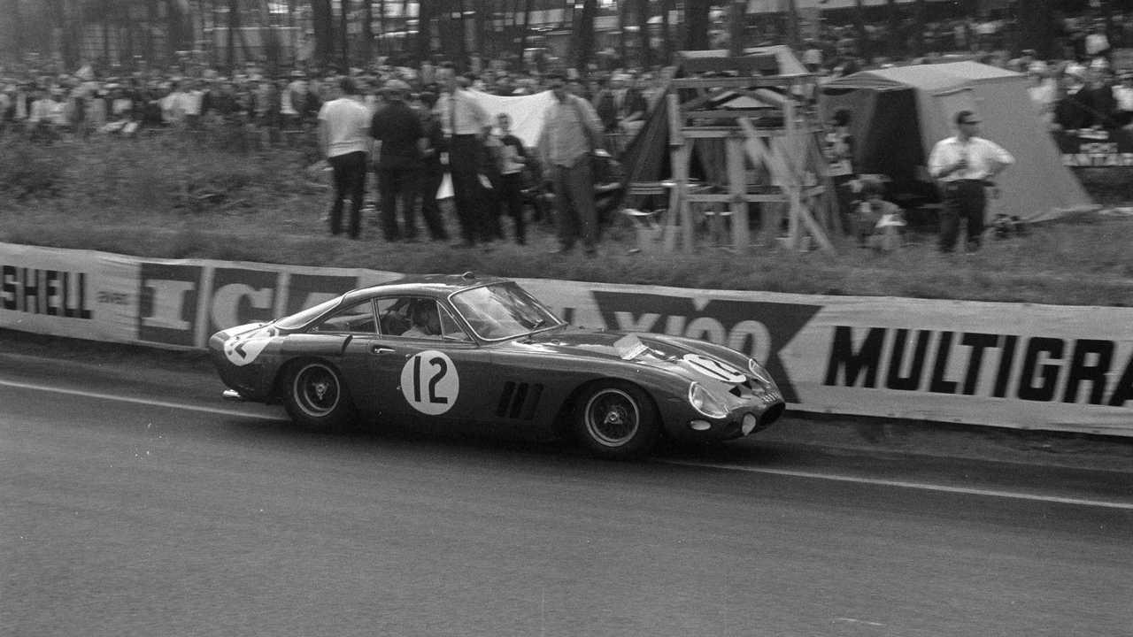 '63 Ferrari 330 LMB... Une histoire de vieux ! 5